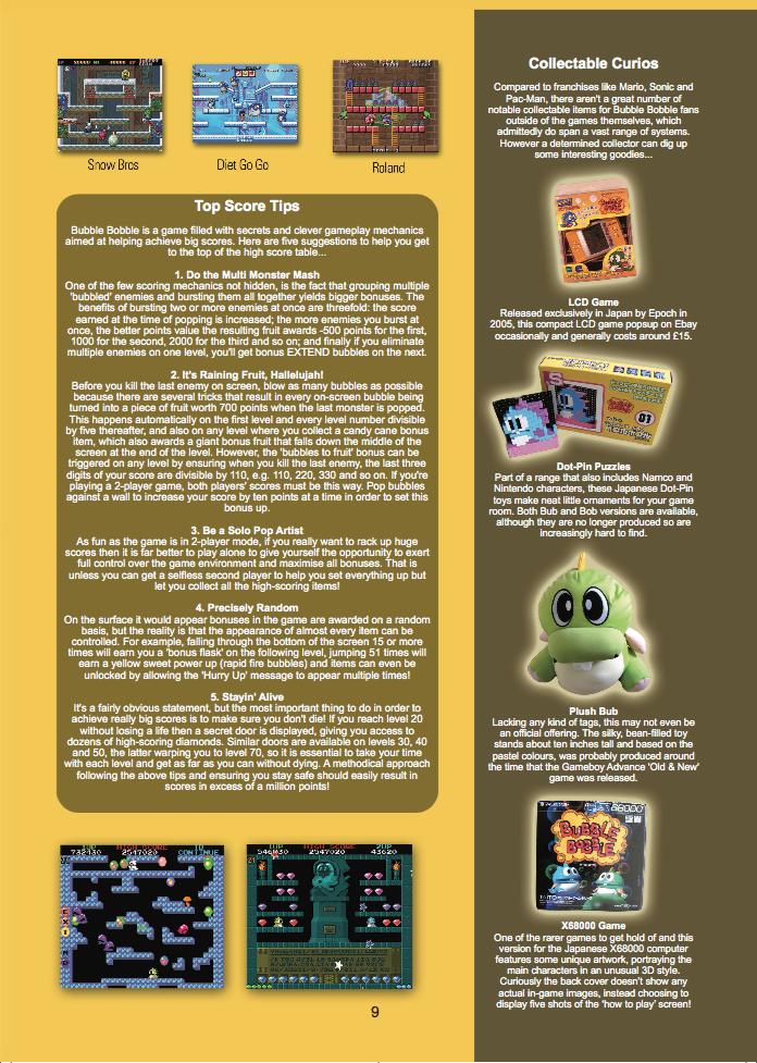 Free Retro Gaming Magazine = R3PLAY issue 1 » MovieMuse