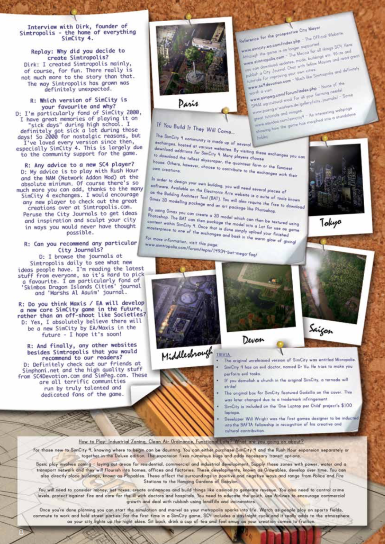 Free Retro Gaming Magazine - R3PLAY Issue 2 » MovieMuse